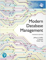 Modern Database Management, Global Edition (Paperback, 13 ed)