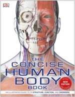 The Concise Human Body Book : An illustrated guide to its structure, function and disorders (Paperback)