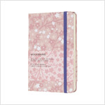 SAKURA POCKET HARD PLAIN NOTEBOOK ORIENT (Hardcover)
