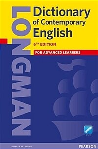 Longman Dictionary of Contemporary English 6 Arab World Paper and online (Paperback + Digital product license key, New ed)