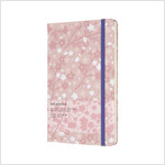 SAKURA LARGE RULED HARD NOTEBOOK ORIENTA (Hardcover)