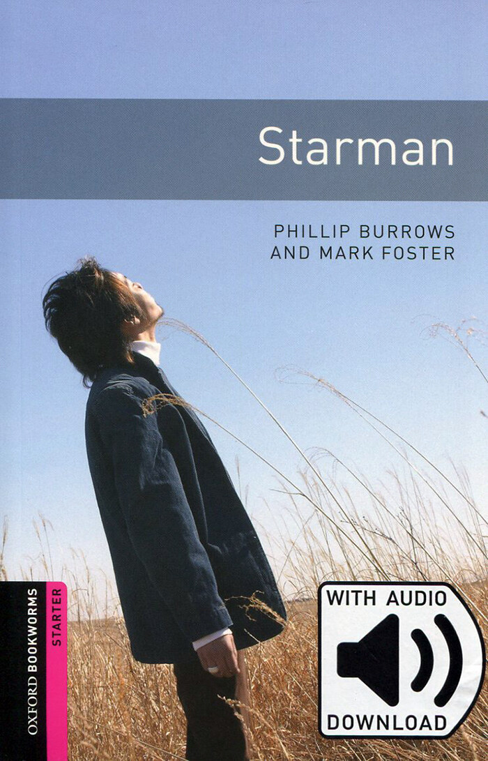 Oxford Bookworms Library Starter : Starman (Paperback + MP3 download, 3rd Edition,영국식)