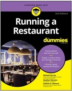Running a Restaurant for Dummies (Paperback, 2)