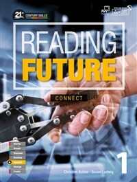 Reading Future Connect 1 (Studentbook, New)