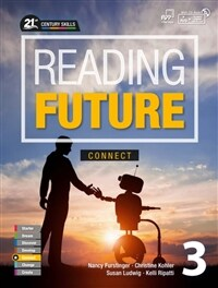 Reading Future Connect 3 (Studentbook + CD, New)