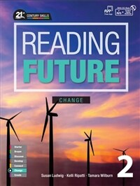 Reading Future Change 2 (Studentbook + CD, New)