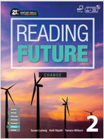 Reading Future Change 2 (Studentbook + CD, New)