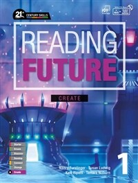 Reading Future Create 1 (Studentbook + CD, New)