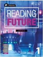Reading Future Create 1 (Studentbook + CD, New)
