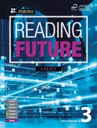 Reading Future Create 3 (Studentbook + CD, New)