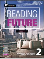 Reading Future Create 2 (Studentbook + CD, New)