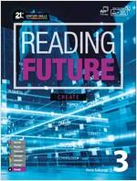 Reading Future Create 3 (Studentbook + CD, New)