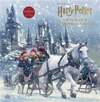 Harry Potter: A Hogwarts Christmas Pop-Up (Advent Calendar) (Hardcover)
