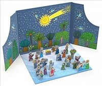 The Birth of Jesus Advent Calendar and Nativity Scene (Other)