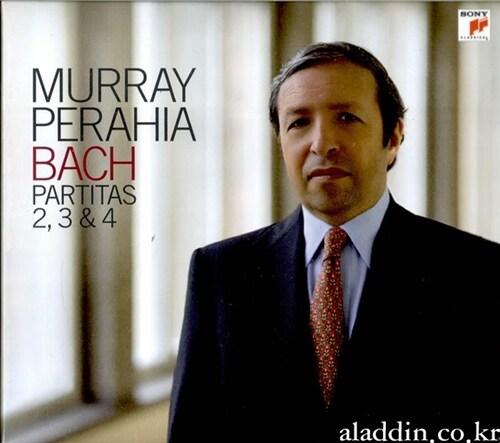머레이 페라이어 - 바흐 : 파르티타 2, 3 & 4