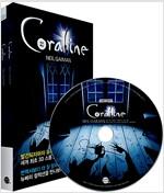 Coraline 코렐라인 (영어원서 + 워크북 + MP3 CD 1장)