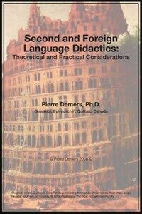 Second and foreign language didactics : theoretical and practical considerations
