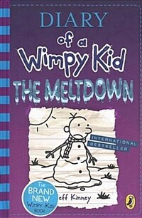 Diary of a Wimpy Kid #13 : Melt Down (미국판) (Paperback, International)