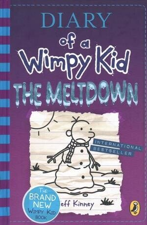 Diary of a Wimpy Kid #13 : Melt Down (미국판) (Paperback, International)
