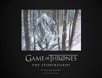 Game of Thrones: The Storyboards (Hardcover)