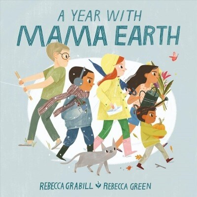 A Year with Mama Earth (Hardcover)