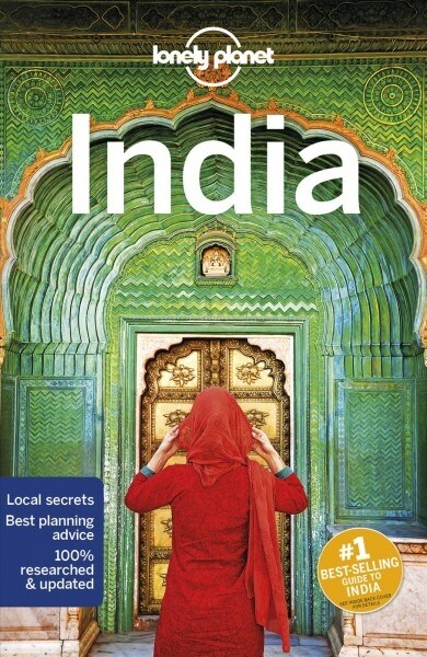 Lonely Planet India (Paperback, 18)