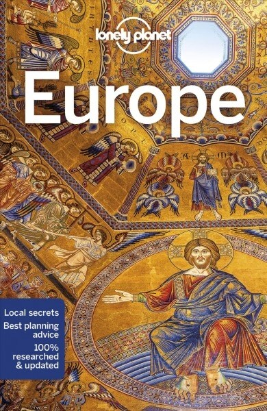 Lonely Planet Europe (Paperback, 3)