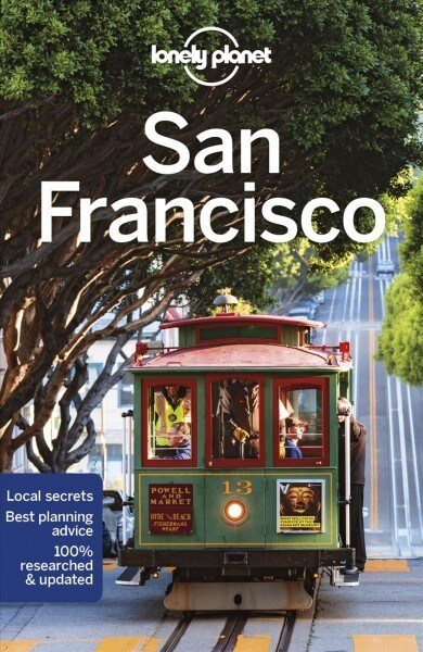 Lonely Planet San Francisco 12 (Paperback, 12)