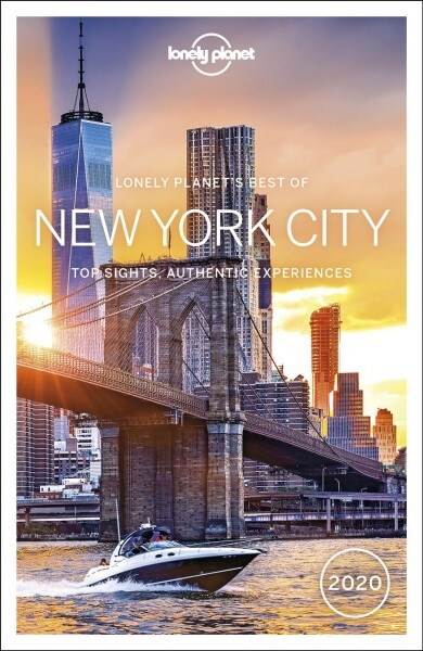 Lonely Planet Best of New York City 2020 (Paperback, 4)