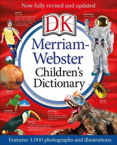 Merriam-Webster Childrens Dictionary, New Edition: Features 3,000 Photographs and Illustrations (Hardcover)