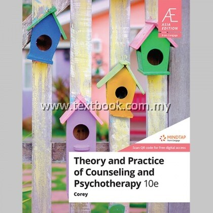 Theory and Practice of Counseling and Psychotherapy (Paperback, 10th Asia Edition)