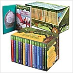 Magic Tree House #1~43, 43종 Set (Paperback 43권+CD 58장)