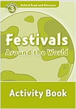 Oxford Read and Discover: Level 3: Festivals Around the World Activity Book (Paperback)