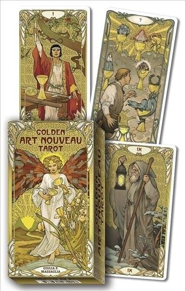 Golden Art Nouveau Tarot (Other)