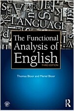 The Functional Analysis of English : A Hallidayan Approach (Paperback, 3 New edition)