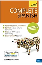 Complete Spanish (Learn Spanish with Teach Yourself) : Book: New edition (Paperback)