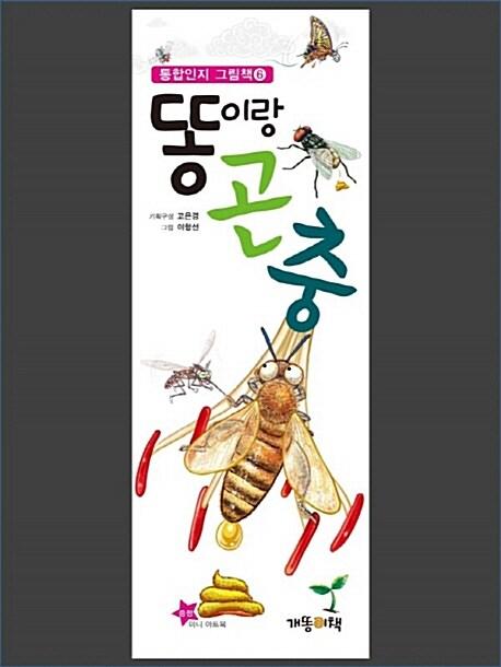 똥이랑 곤충