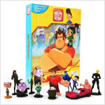 My Busy Book : Disney Wreck-It Ralph 2 디즈니 주먹왕 랄프 2 인터넷 속으로 비지북 (미니피규어 12개 + 놀이판)