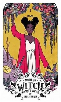 Modern Witch Tarot (Cards)