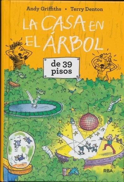 La Casa En El Arbol de 39 Pisos (Hardcover)