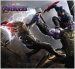 Marvel's Avengers: Endgame - The Art of the Movie (Hardcover)
