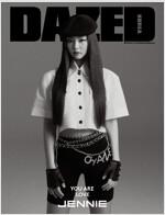 데이즈드 앤 컨퓨즈드 Dazed & Confused Korea A형 2019.4 (표지 : 제니 A형)