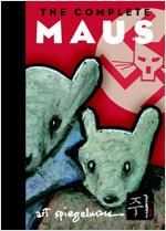 쥐 The Complete Maus 합본