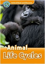 Oxford Read and Discover: Level 5: Animal Life Cycles (Paperback)