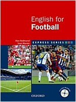Express Series: English for Football : A Short, Specialist English Course (Package)