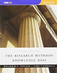 Research methods knowledge base 3rd ed