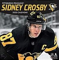 Pittsburgh Penguins Sidney Crosby: 2020 12x12 Player Wall Calendar (Wall)
