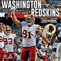 Washington Redskins: 2020 12x12 Team Wall Calendar (Wall)