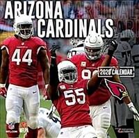 Arizona Cardinals: 2020 12x12 Team Wall Calendar (Wall)