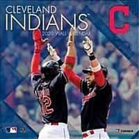 Cleveland Indians: 2020 12x12 Team Wall Calendar (Wall)